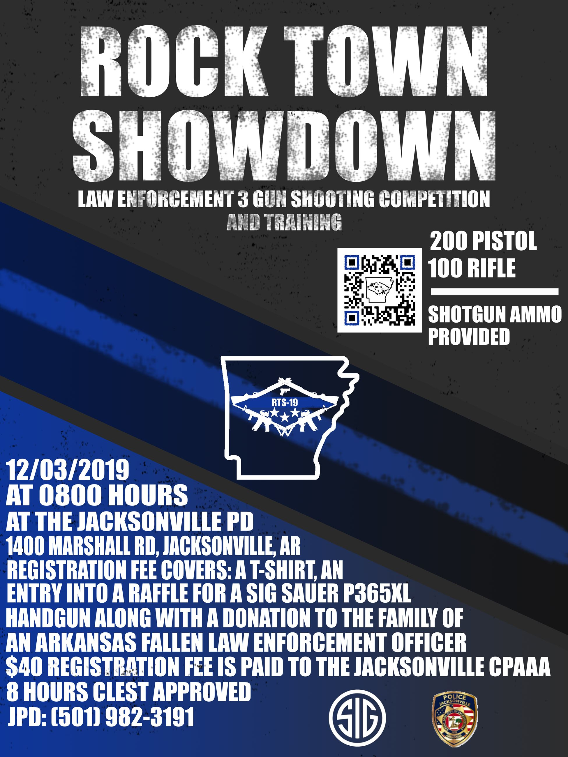 Rock Town Showdown First Flyer (PDF)
