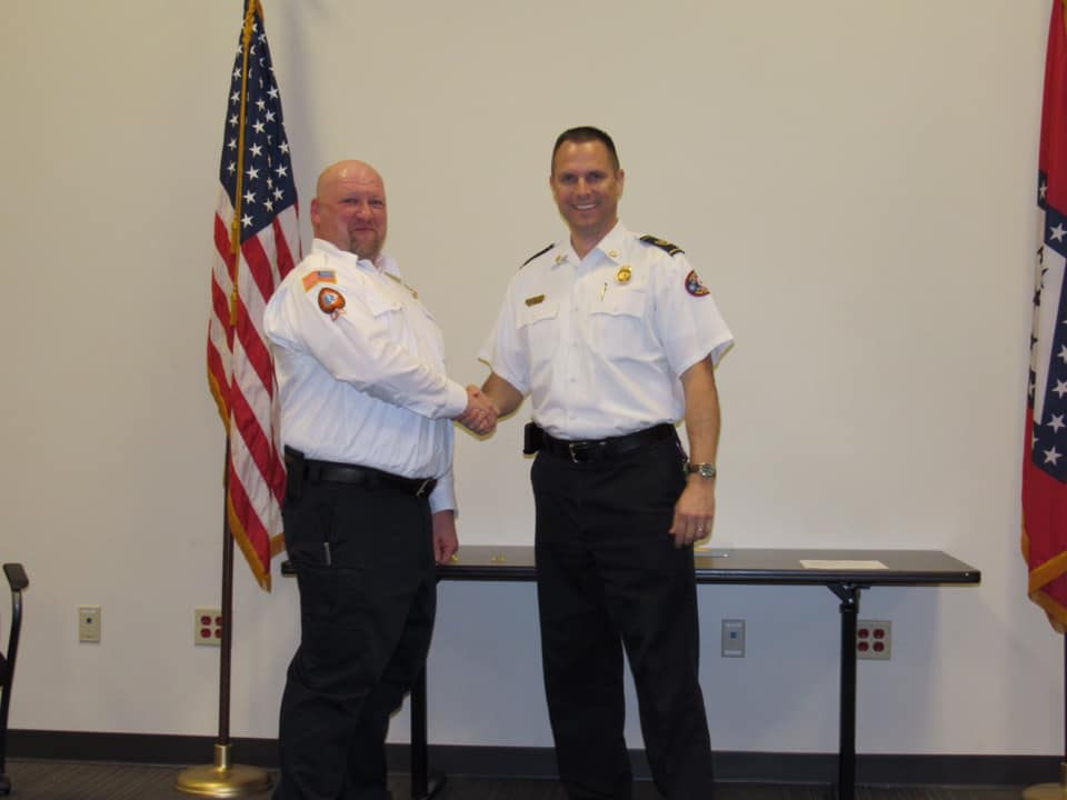 CPT foster with Chief
