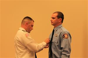 Firefighter of the Year 2014