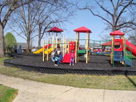 Martin Street Youth Center Playground